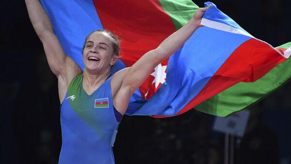 Мария Стадник, фото из архива - Sputnik Азербайджан