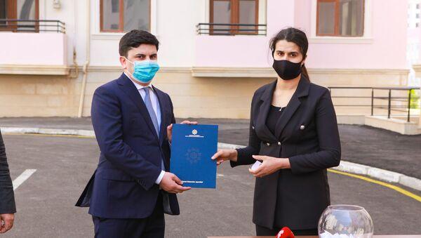 Mənzillər  - Sputnik Азербайджан
