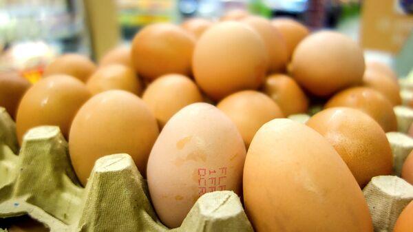 Продажа яиц, фото из архива - Sputnik Азербайджан