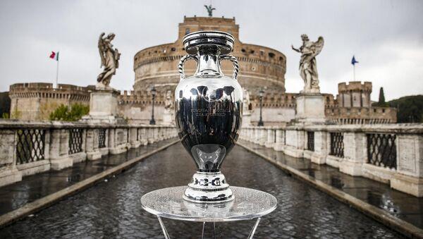 Кубок Евро-2020 в Риме, фото из архива - Sputnik Азербайджан