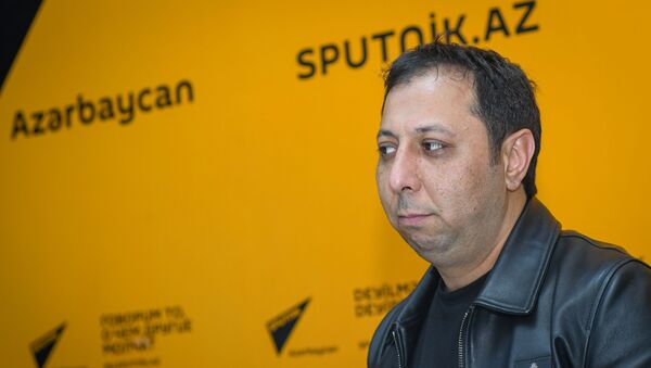 Elməddin Cəfərov - Sputnik Азербайджан