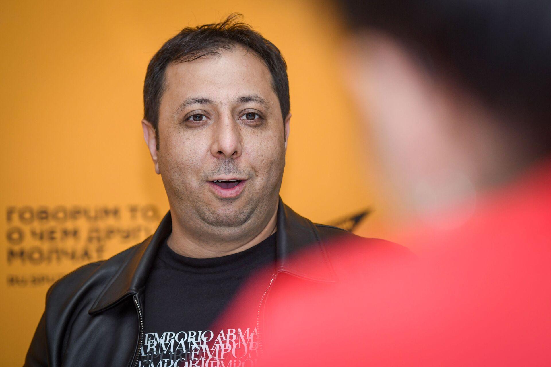 Азербайджанский комик: в Турции не верят в талант наших актеров - Sputnik Азербайджан, 1920, 21.07.2021