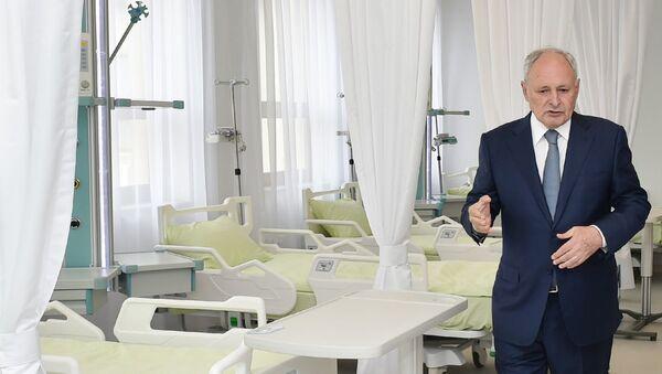 Oqtay Şirəliyev, arxiv şəkli - Sputnik Azərbaycan