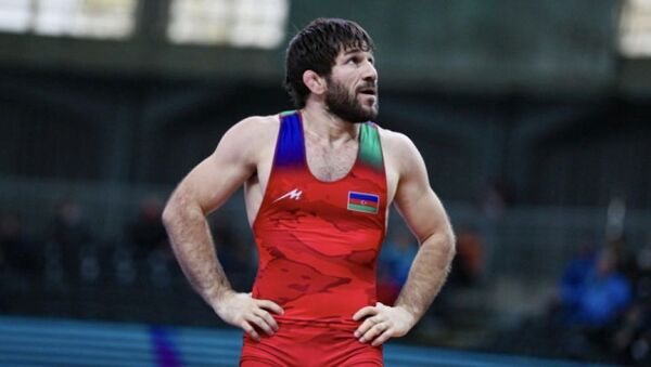 Талех Мамедов, фото из архива - Sputnik Азербайджан