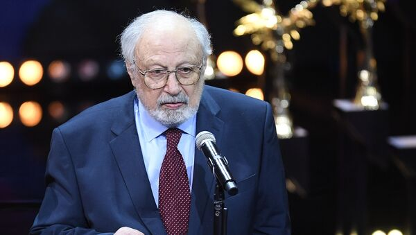 XXXIII церемония вручения кинематографической премии Ника - Sputnik Азербайджан
