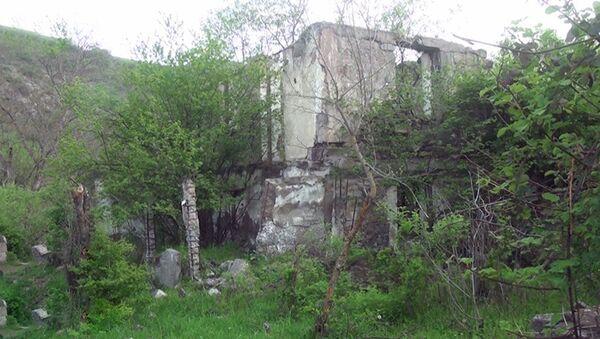 Ağkənd kəndi - Sputnik Азербайджан