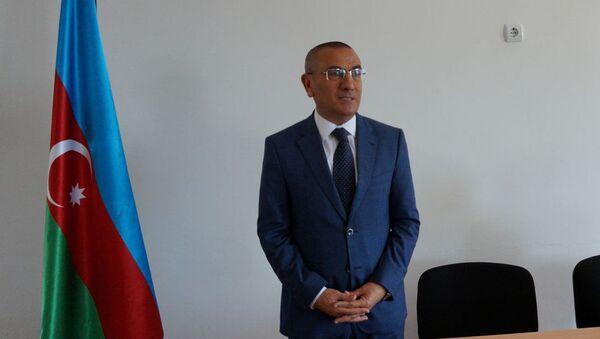 Alimpaşa Məmmədov - Sputnik Азербайджан