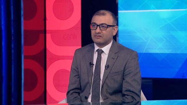 Avtonəqliyyat üzrə ekspert Eldəniz Cəfərov - Sputnik Азербайджан