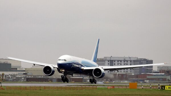 Boeing 777 - Sputnik Азербайджан