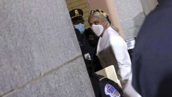 Леди Гага, фото из архива - Sputnik Azərbaycan