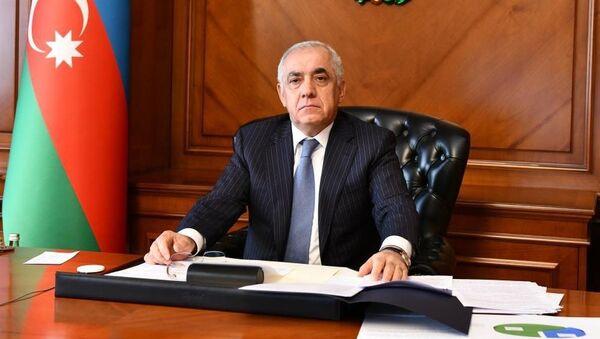 Али Асадов - Sputnik Азербайджан