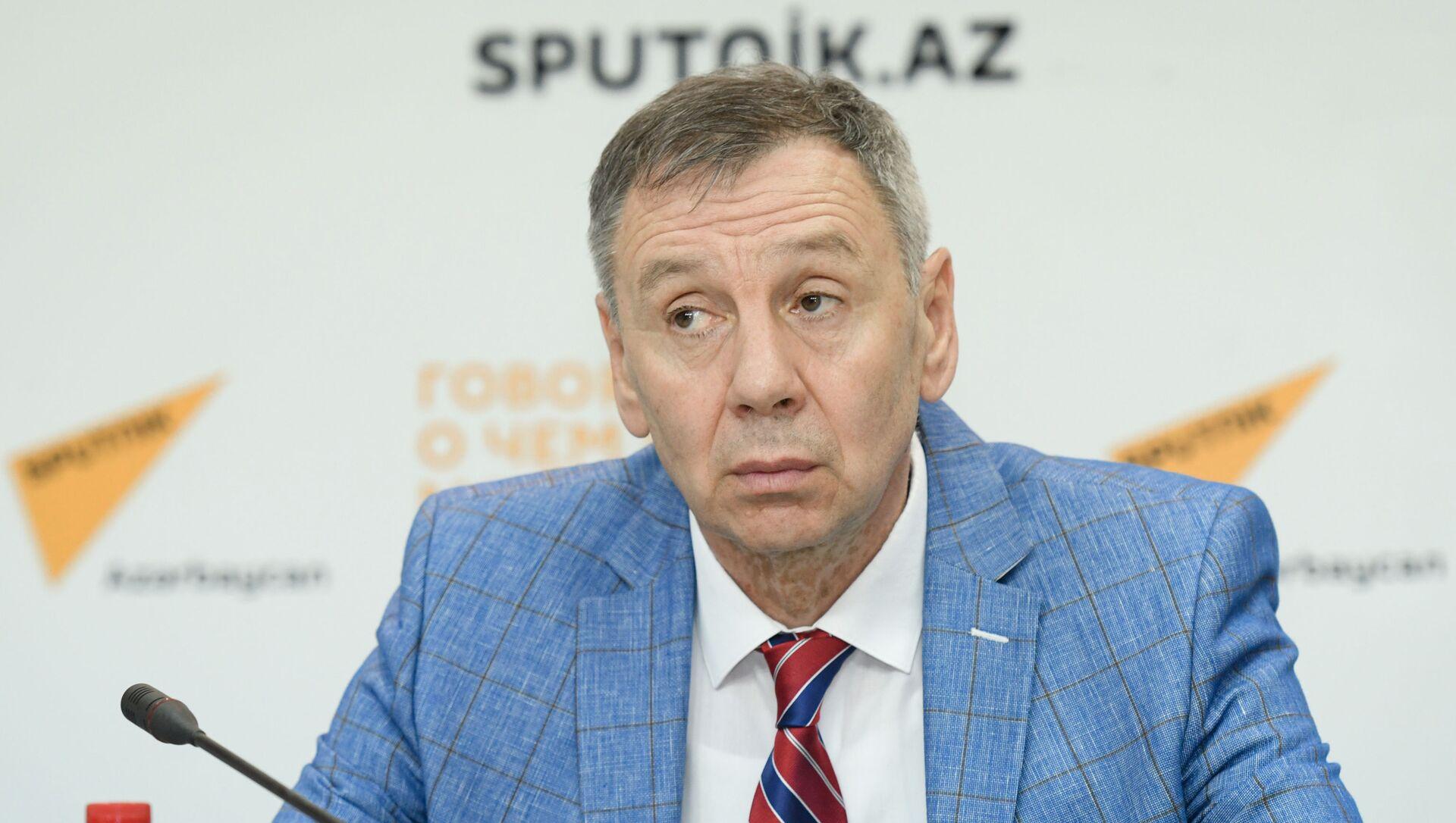 Директор Института политических исследований Сергей Марков  - Sputnik Азербайджан, 1920, 21.06.2021
