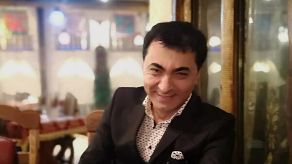 Aslan Hüseynov - Sputnik Азербайджан