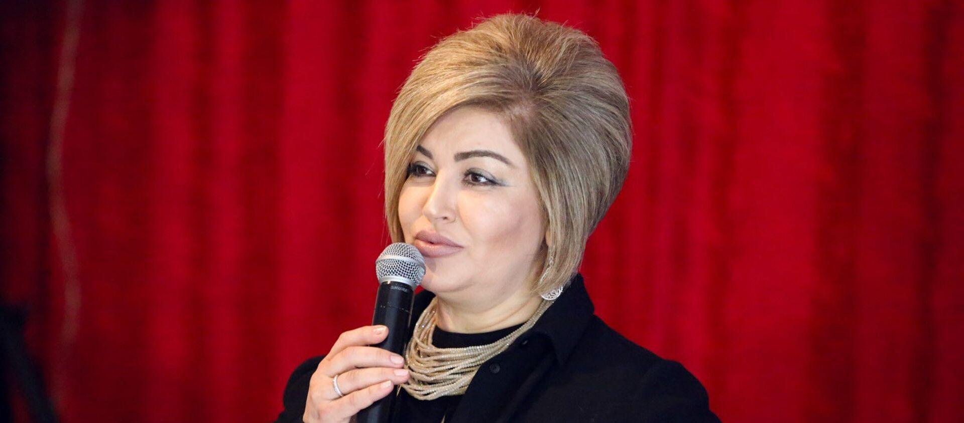 Xalidə Bayramova  - Sputnik Азербайджан, 1920, 04.05.2021