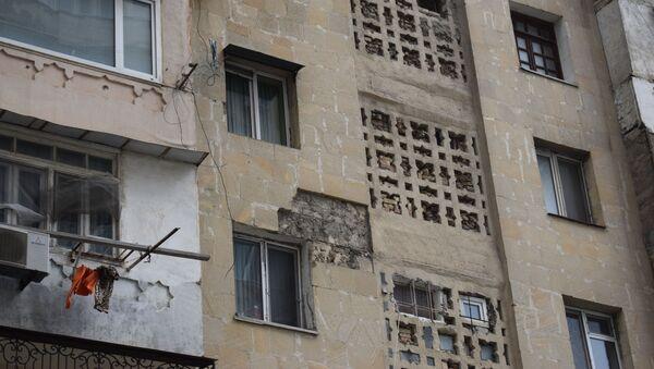 Bakıda fasadlar - Sputnik Azərbaycan