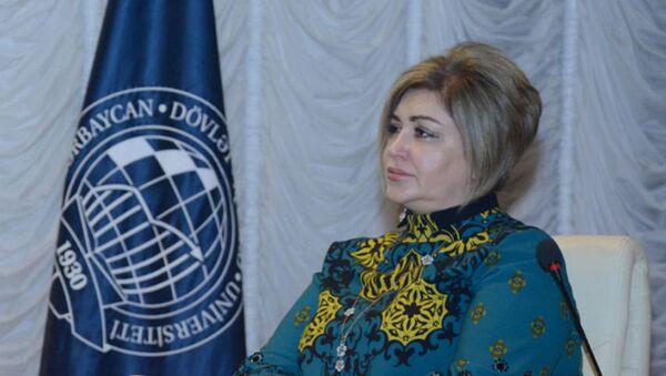 Xalidə Bayramova - Sputnik Азербайджан