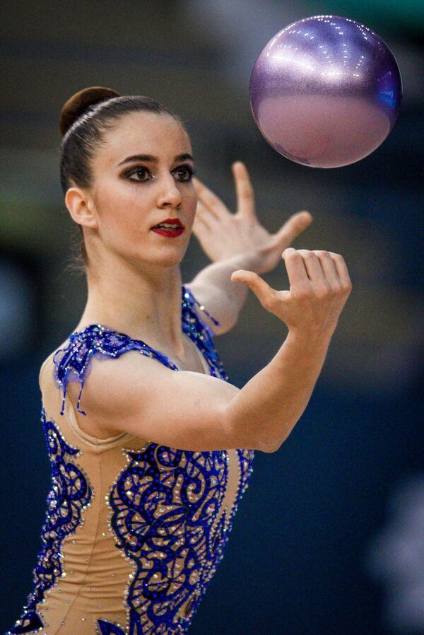 Bakıda bədii gimnastika üzrə Dünya Kuboku - Sputnik Азербайджан