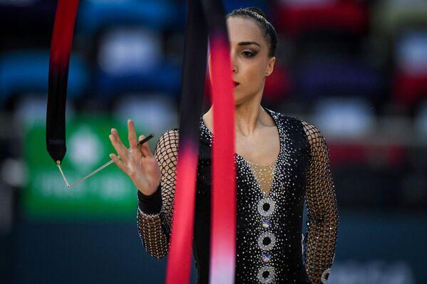 Грузинская гимнастка Саломе Пажава - Sputnik Азербайджан