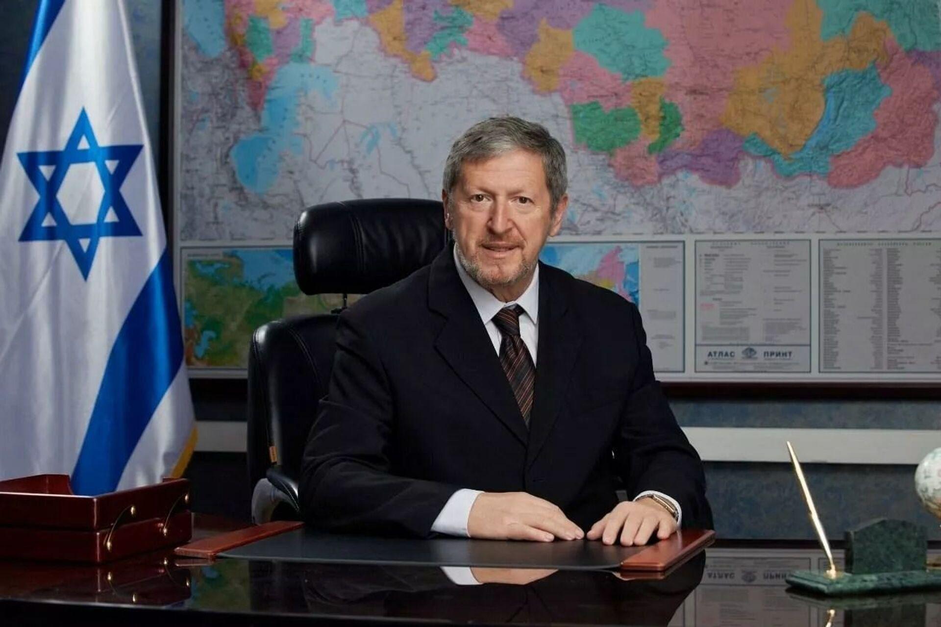Стоит ли ждать полномасштабной войны между Израилем и Палестиной – отвечает посол в РФ - Sputnik Азербайджан, 1920, 14.05.2021