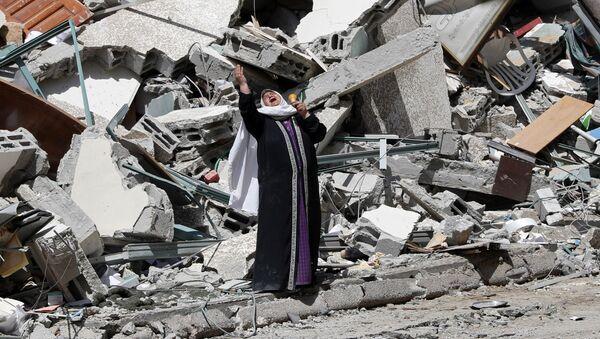 Ситуация в Израиле, фото из архива - Sputnik Азербайджан