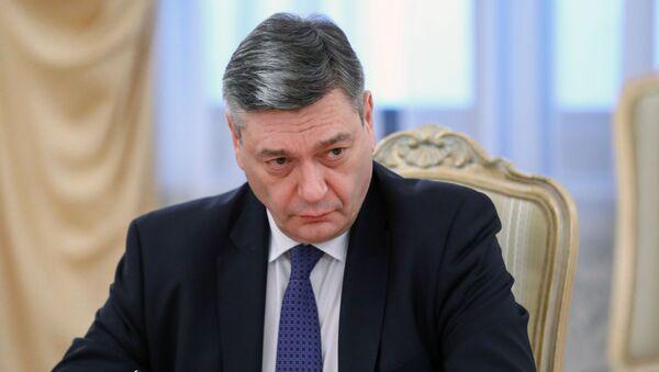 Заместитель министра иностранных дел РФ Андрей Руденко, фото из архива - Sputnik Азербайджан