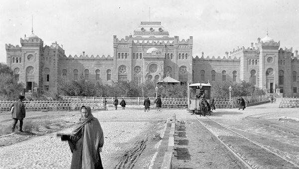 Баку в 1890 году - Sputnik Азербайджан