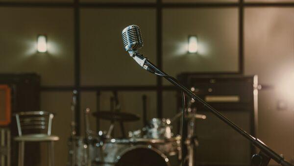 Микрофон - Sputnik Azərbaycan