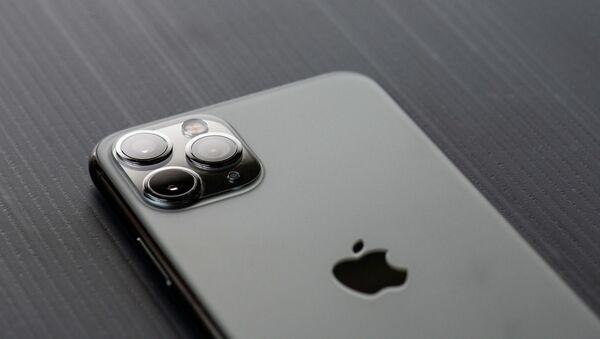 Новый смартфон Apple iPhone 11 Pro - Sputnik Azərbaycan