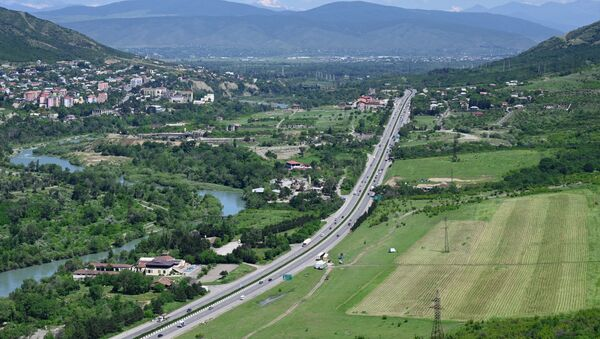 Страны мира. Грузия - Sputnik Azərbaycan