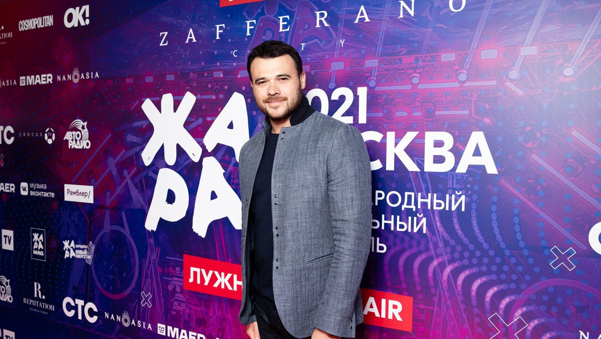Pre-party международного музыкального фестиваля Жара-2021 - Sputnik Азербайджан, 1920, 17.06.2021