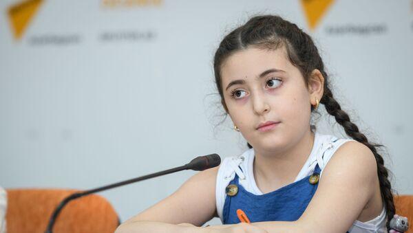 Инджи Иманзаде - Sputnik Азербайджан
