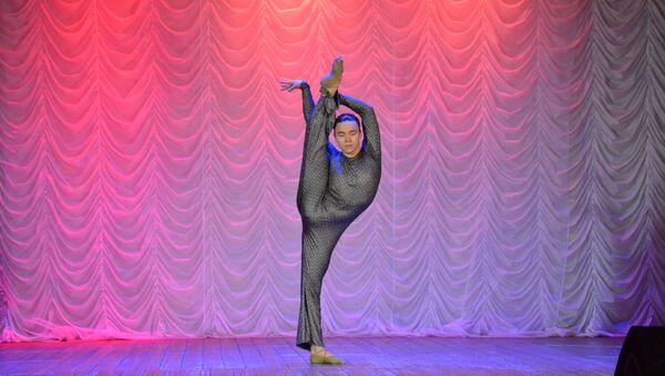 Четвертый Всероссийский фестиваль гимнастики, танца и вокала имени танцора из Азербайджана Фарида Казакова - Sputnik Азербайджан