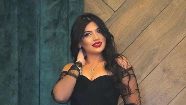 Дочь известной азербайджанской певицы Розы Зяргярли Бановша Аллахвердиева - Sputnik Азербайджан