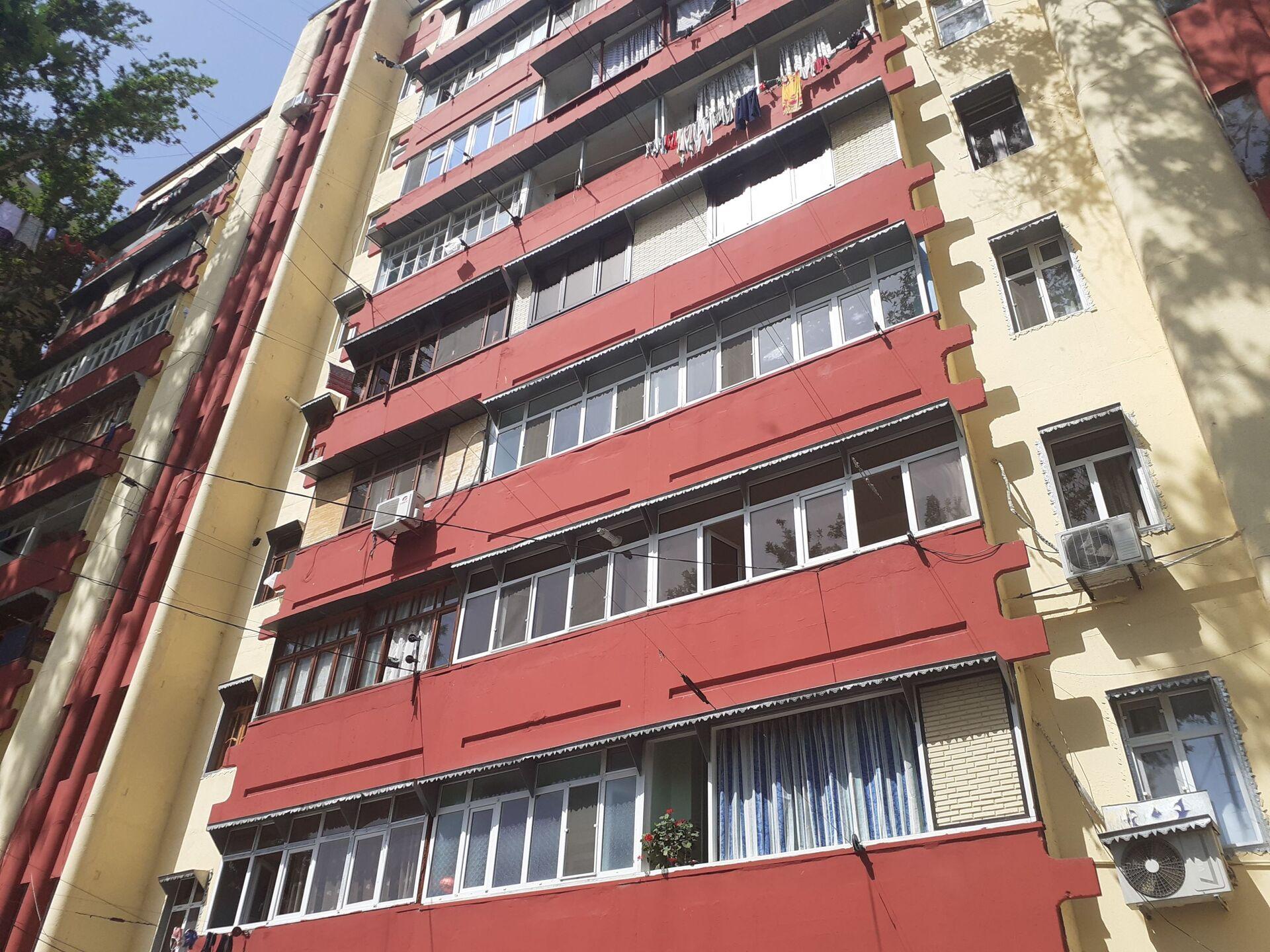 Крысы в доме: жильцы многоэтажки страдают от нашествия грызунов - Sputnik Азербайджан, 1920, 06.06.2021