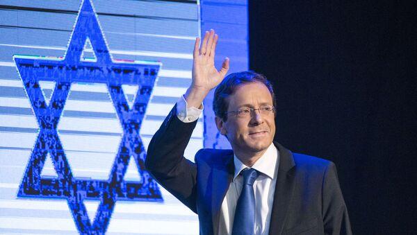 Президент Израиля Ицхак «Бужи» Герцог  - Sputnik Азербайджан