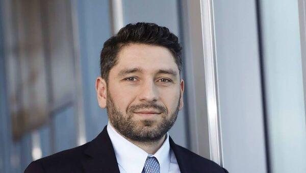 Представитель SOCAR по связям с общественностью Ибрагим Ахмедов - Sputnik Азербайджан