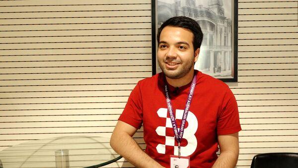Так и не успел взять автограф у любимого пилота – история волонтера Формулы-1 в Баку - Sputnik Азербайджан