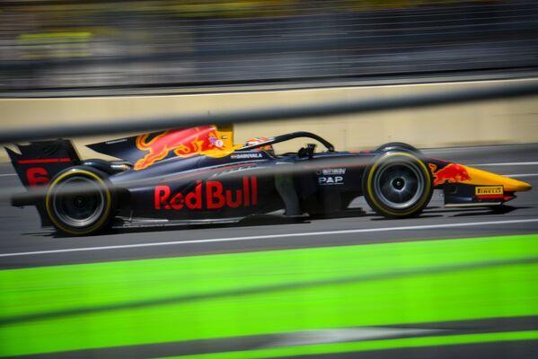 Второй день гоночного уик-энда в рамках Гран-при Азербайджана Формулы-1 - Sputnik Азербайджан