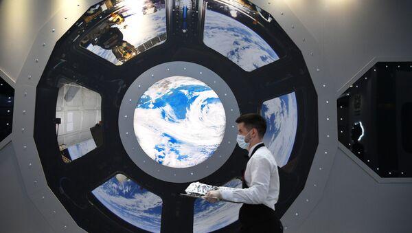 На Петербургском международном экономическом форуме  - Sputnik Азербайджан