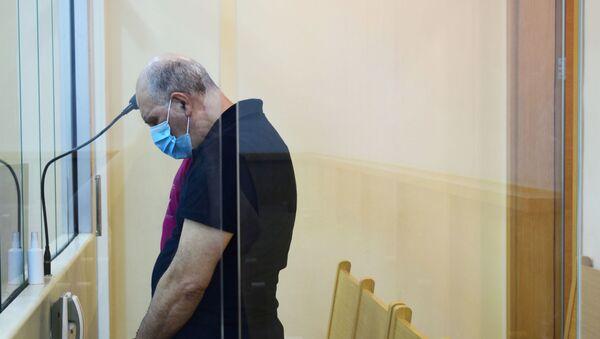 Судебный процесс над Мкртчяном и Хосровяном - Sputnik Азербайджан