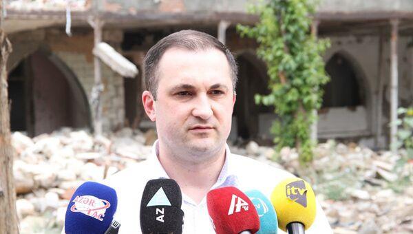 Роман Наудиньш - Sputnik Азербайджан