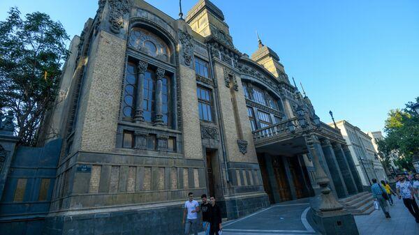 Opera və Balet Teatrı  - Sputnik Azərbaycan