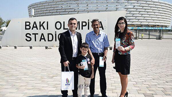 Hədiyyə bilet - Sputnik Азербайджан