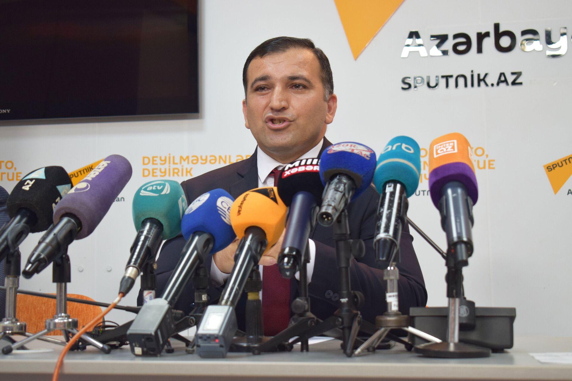 Мир должен знать о минной угрозе: обращение азербайджанской общественности - Sputnik Азербайджан, 1920, 11.06.2021