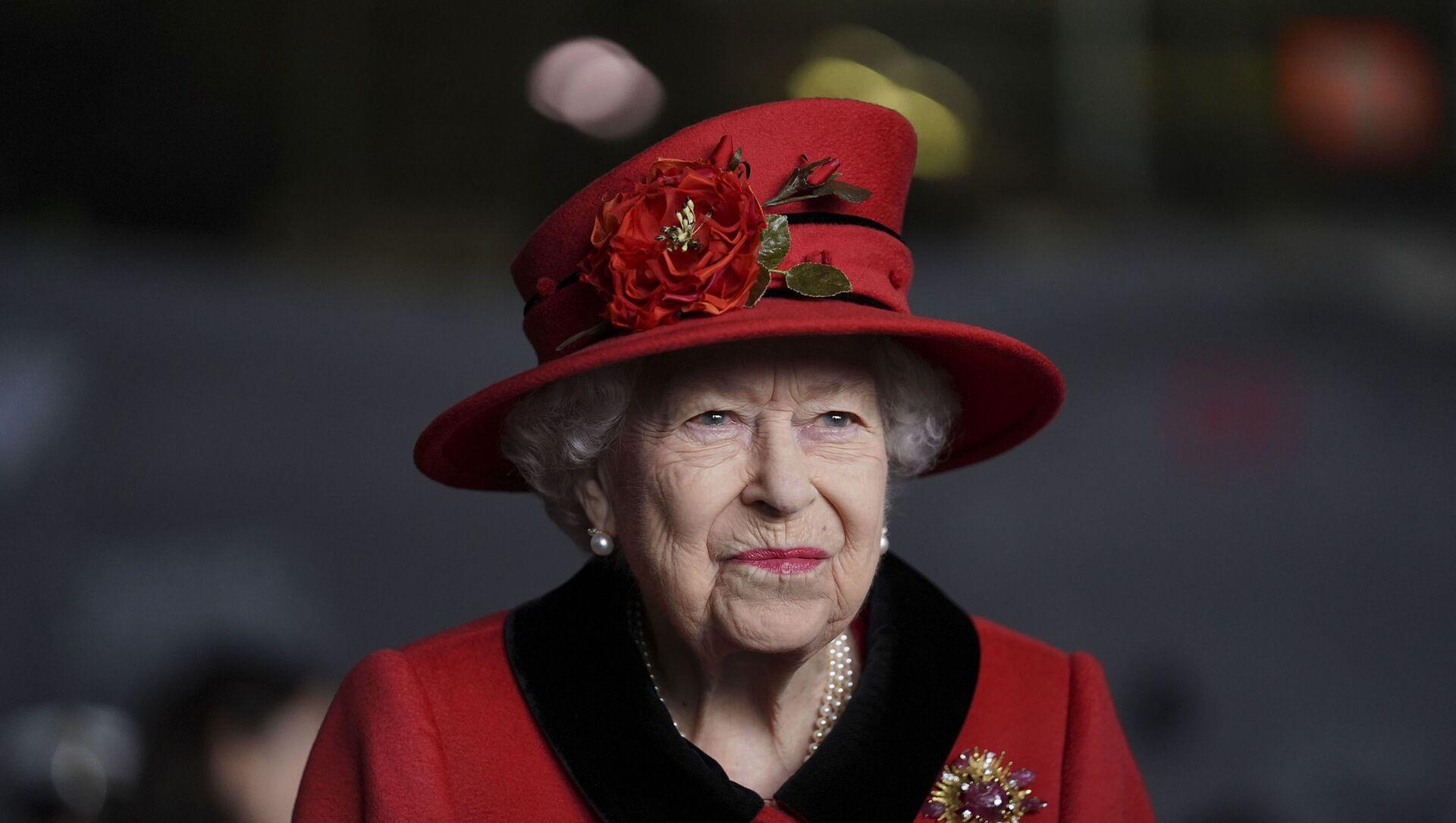 Королева Великобритании Елизавета II, фото из архива - Sputnik Азербайджан, 1920, 09.09.2021