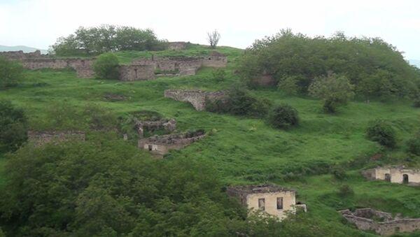 Kamallı kəndində - Sputnik Азербайджан
