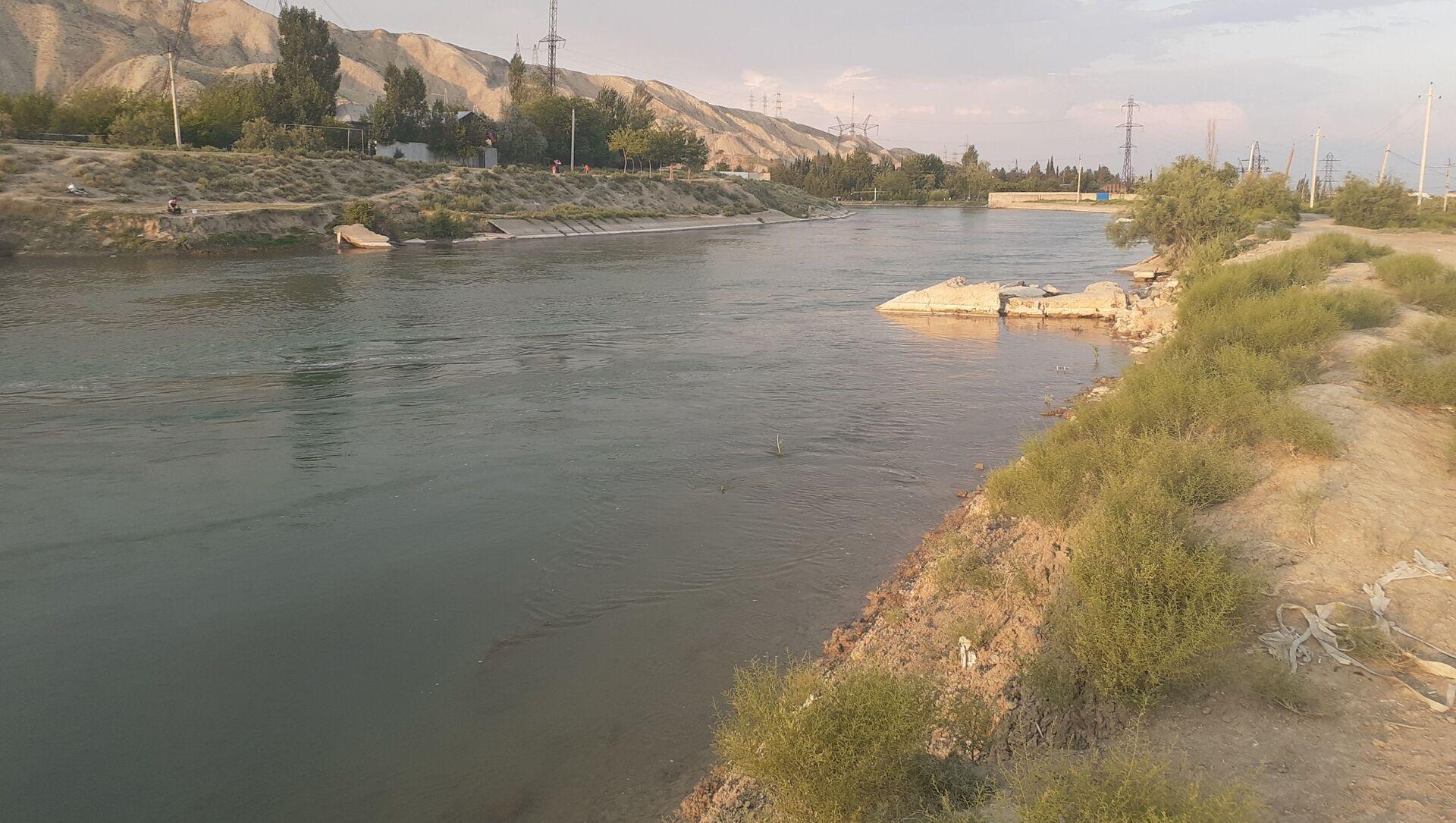 Yuxarı Qarabağ kanalı - Sputnik Азербайджан, 1920, 13.06.2021