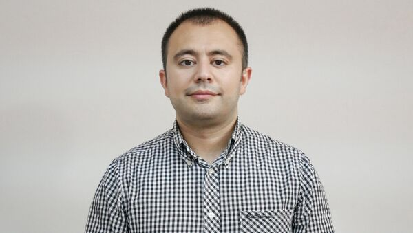 Eldar Tanrıverdiyev - Sputnik Азербайджан