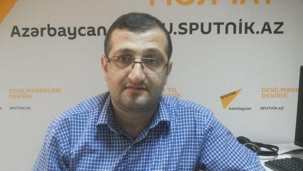 Халид Мамедов - Sputnik Азербайджан