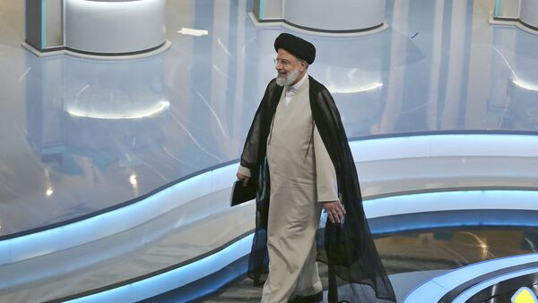 Президент Ирана Ибрахим Раиси, фото из архива - Sputnik Азербайджан